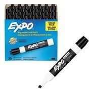 Sanford Ink low Odor Dry Erase Marker, Chisel Tip - Black (AZTY13892)