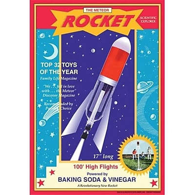 POOF Slinky The Meteor Rocket Science Kit (BB-TACT-01) 2627174