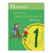 Alpha Omega Publications Horizons Spelling Grd 1 Dictionary (APOP373)