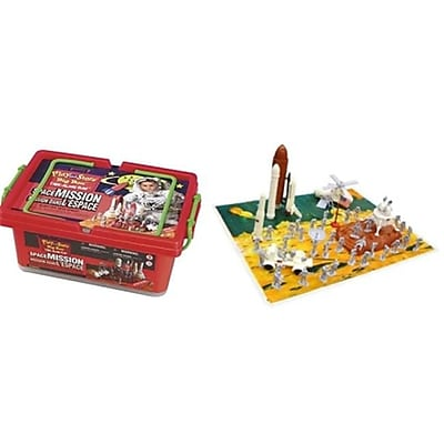 Action Products Space Misson Big Box Play Set (ACP006) 2627313