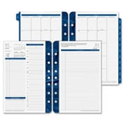 Franklin Covey Co. Daily Planner Refill, Monticello,2 PPD, 5.5 in. x 8.5 in., WE-BE (SPRCH36987)