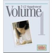 Alpha Omega Publications Supplement Volume 1 (APOP391)