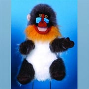 Sunny Toys 12 In. Mandrill, Animal Puppet (SNTY306)