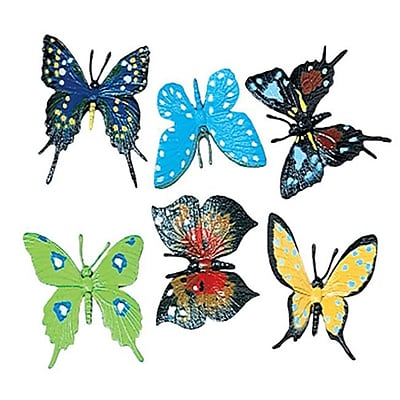 US Toy Company Butterflies (18 Packs Of 12) 2628382