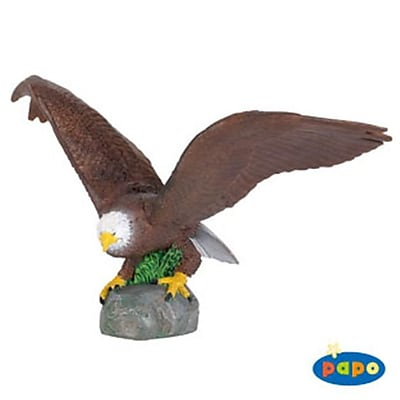 Papo Eagle Wild Animals Pack of 5 (HOT198) 2628385