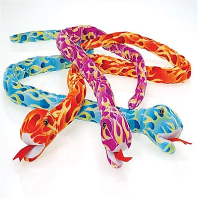 US Toy Company Jumbo Flame Snakes (2 Packs Of 12) 2628095