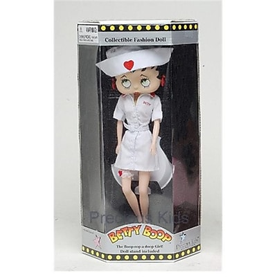Precious Kids Nurse Betty Boop Fashion Doll (PRK062) 2628392