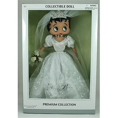 Precious Kids Bridal Dress Betty Boop Fashion Doll (PRK096) 2628389