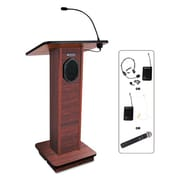 Amplivox Portable Sound Sys Elite lecterns with Wireless Sound System (AZTY00862)