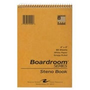 Roaring Spring Paper Products Steno Notebook - 72 Per Case (RSPRD304)