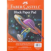Frontier Natural Products Black Paper Pad 9 x 12 in. (FNTR07080)