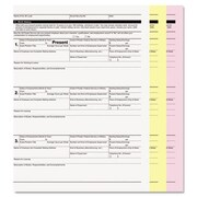 Accufax Digital Carbonless Paper, 8.5 x 11, Three-Part,White-Canary-Pink, 835 Sets-CT (AZERTY10699)