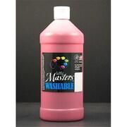 Rock Paint- Handy Art little Masters Red 32Oz Washable Paint (EDRE35967)