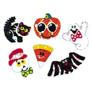 TREND ENTERPRISES INC. SPARKlE STICKERS HAllOWEEN SPARKlES (EDRE15884)