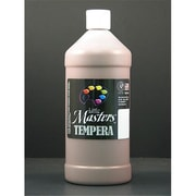 Rock Paint- Handy Art little Masters Brown 32Oz Tempera Paint (EDRE35937)