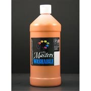 Rock Paint- Handy Art little Masters Orange 32Oz Washable Paint (EDRE35966)