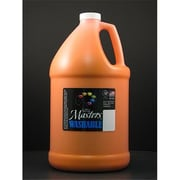 Rock Paint- Handy Art little Masters Orange 128Oz Washable Paint (EDRE35978)