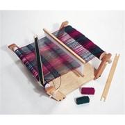 Harrisville Designs Easy Weaver B with 100% wool yarn Materials (HRVD003)