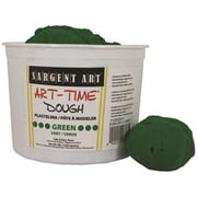 3lb Art Time Dough - Green (RTl146777)