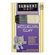 Sargent Art Inc. Sargent Art Modeling Clay Natural Colors (EDRE42678)