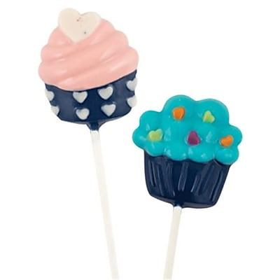 Make N Mold Heart Cup Cake Pop Mold- pack of 6 (MKNM264) 2629474