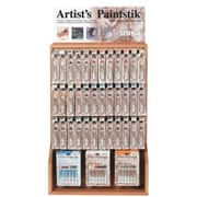 Richeson Oil Paint Artist Color Display Full Assortment (AlV36231)