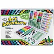 Art Adventure Art Set, 253 Pieces (NMG113989)