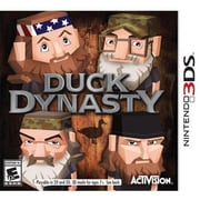 Activision Blizzard Inc Duck Dynasty 3ds (DH77035)
