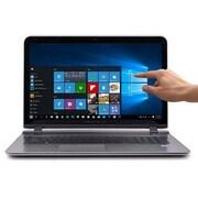 "Refurbished HP 17T 17.3"" LED Intel Core i7-6500U 1TB 16GB Microsoft Windows 10 Home Laptop Silver"