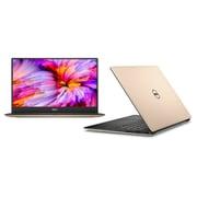 "Refurbished Dell 13-9360 13.3"" LCD Intel Core i3-7100U 128GB 4GB Microsoft Windows 10 Professional Laptop Gold"