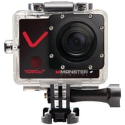 Monster Digital Camva-1080-a Vision Hd Plus Action Camera Set