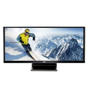 "Refurbished AOC Q2963PM 29"" Black"