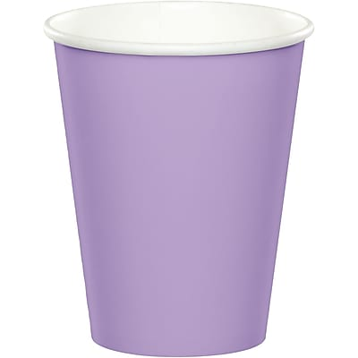 Touch of Color Luscious Lavender Purple Cups 24 pk (56193B) 2634493