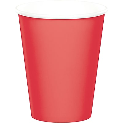 Touch of Color Coral Cups 24 pk (563146B) 2634444