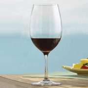 Wine Enthusiast 7660204 Indoor/outdoor Cabernet/merlot Glasses, Set Of 4