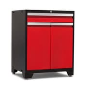 NewAge Products Pro 3.0 Series Split Cabinet, Red (52203)
