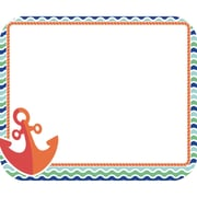 Carson-Dellosa S.S. Discover Name Tags, 40 Per Pack, Bundle of 6 Packs (CD-150058)