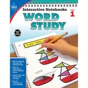 Carson-Dellosa Interactive Notebooks: Word Study Resource Book, Grade 1 (CD-104947)