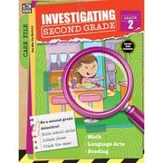 Carson-Dellosa Investigating Second Grade, Grade 2 (CD-704718)