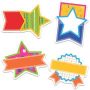 Carson-Dellosa Super Stars Colorful Cut-Outs, 36/Pack (CD-120513)