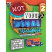 Carson-Dellosa Not Your Usual Workbook, Grade 2 (CD-704722)