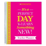 Scholastic Teacher Inspiration Planner (SC-810488)