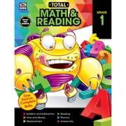 Carson-Dellosa Total Math and Reading, Grade 1 (CD-705123)