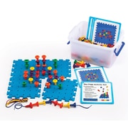 Learning Advantage Geo Pegboard Activity Set (CTU39495)