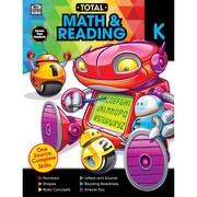 Carson-Dellosa Total Math and Reading, Kindergarten (CD-705122)