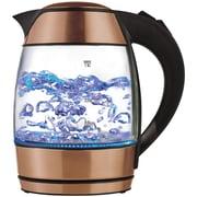 Brentwood Kt-1960rg 1.8-liter Electric Glass Kettle With Tea Infuser (BTWKT1960RG)