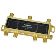 Antop Antenna Inc At-708 6-way 2ghz Low-loss Coaxial Splitter