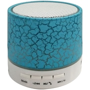 Sylvania Sp637-blue Bluetooth Lighted Portable Speaker (blue)
