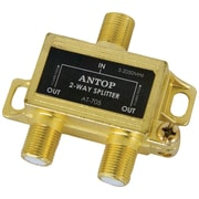 Antop Antenna Inc At-705 2-way 2ghz Low-loss Coaxial Splitter