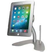 Cta Digital Pad-dsgk Ipad Air 2/ipad Air/ipad Dual-security Gooseneck Kiosk Stand